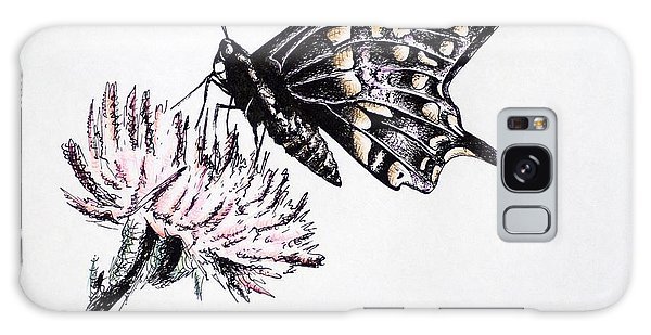 Butterfly Galaxy Case by Katharina Filus