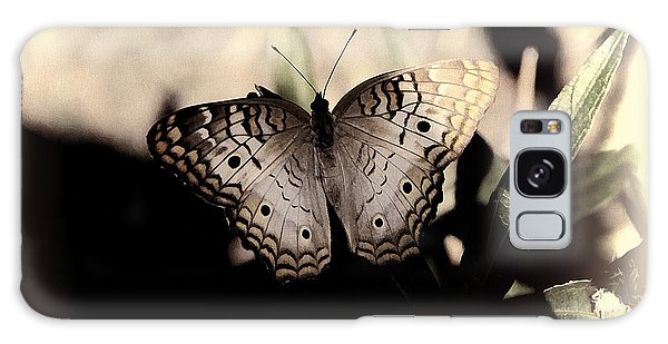 Butterfly Kisses Galaxy Case by Oscar Alvarez Jr