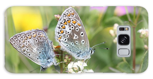 Butterfly Lovers Galaxy Case