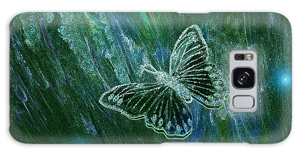 Butterfly Magic By Jrr Galaxy Case by First Star Art