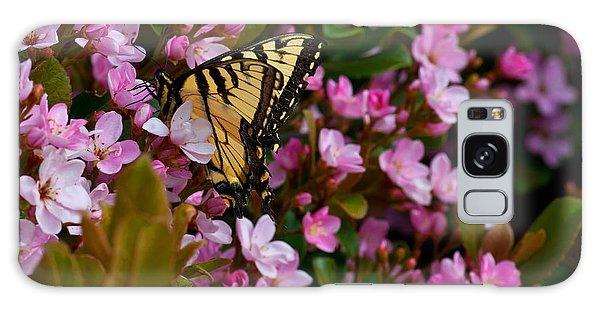 Butterfly Galaxy Case by Mark Alder