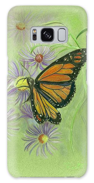 Butterfly Galaxy Case by Ruth Seal