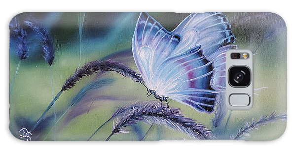 Butterfly Series #3 Galaxy Case by Dianna Lewis