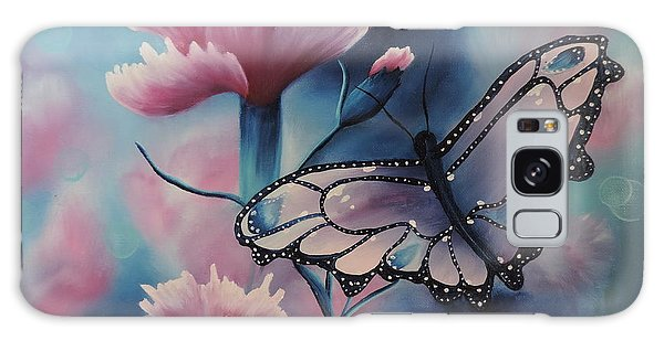 Butterfly Series 6 Galaxy Case by Dianna Lewis