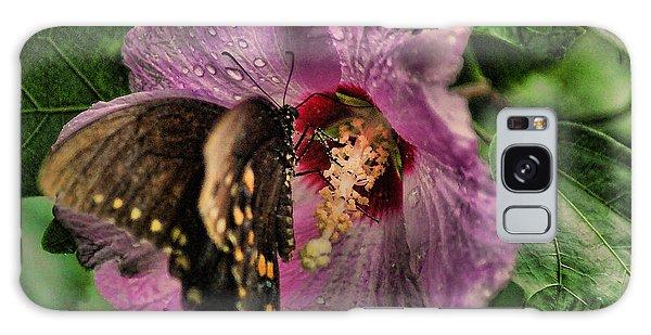 Butterfly Slurpy Galaxy Case
