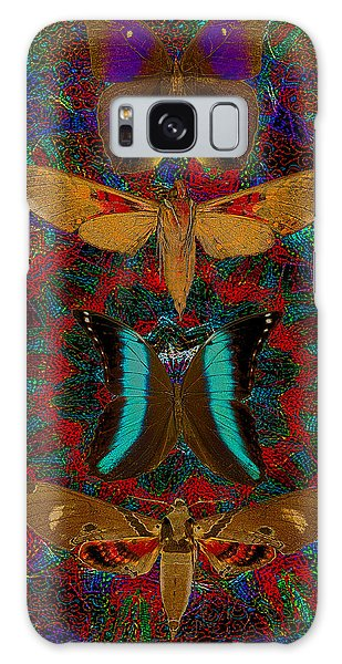 Solar Butterfly Galaxy Case