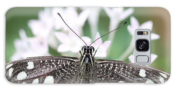 Butterfly View Galaxy Case