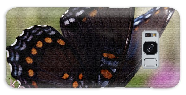 Butterfly Wings Galaxy Case