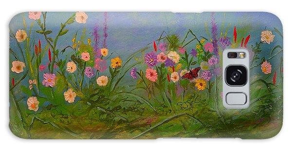 Butterflys Dream Land  Galaxy Case