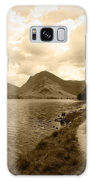 Galaxy Case - Buttermere Bright Sky by Kathy Spall