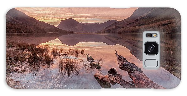 Great Lakes Galaxy Case - Buttermere Sunrise by George Johnson