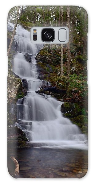 Buttermilk Falls New Jersey Galaxy Case by Steven Richman