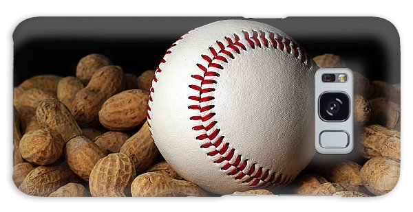 Buy Me Some Peanuts - Baseball - Nuts - Snack - Sport Galaxy Case by Andee Design