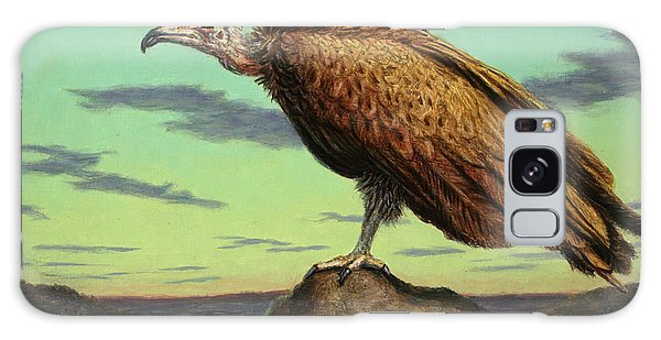 Buzzard Rock Galaxy Case by James W Johnson