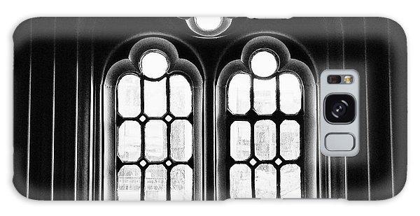 Church Window Galaxy Case