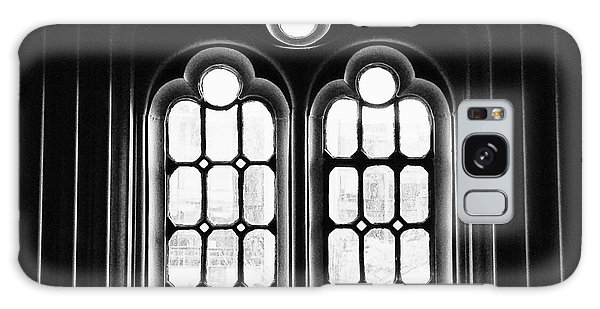 Church Window Galaxy Case by JRP Photography