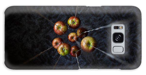 By A Thread Galaxy Case by Aaron Aldrich