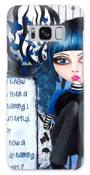 By The Moonlight Galaxy Case by Oddball Art Co by Lizzy Love