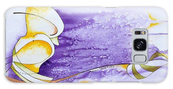 Galaxy Case - Bye Bye Birdie by Zuzana Vass