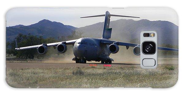 C-17 Taxi Galaxy Case