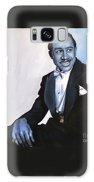 Cab Calloway Galaxy Case by Chelle Brantley