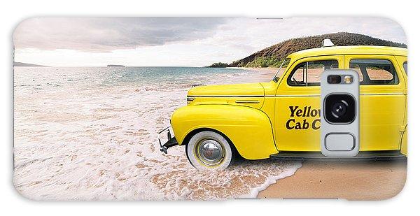 Cab Fare To Maui Galaxy Case