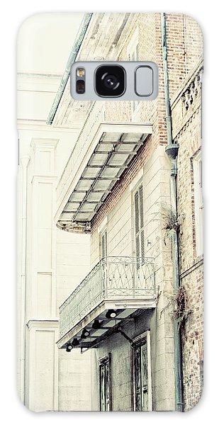 Cabildo Alley Galaxy Case by Heather Green