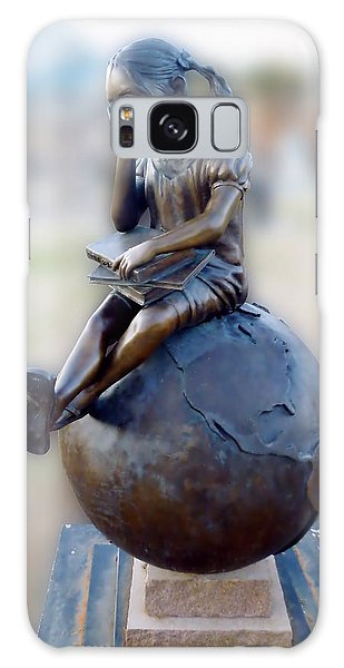 Cabin Fever Sculpture Galaxy Case by Pete Trenholm