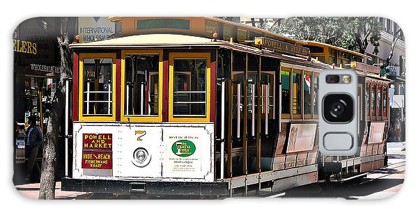 Cable Car - San Francisco Galaxy Case