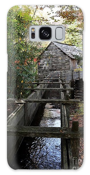 Cable Grist Mill 3 Galaxy Case