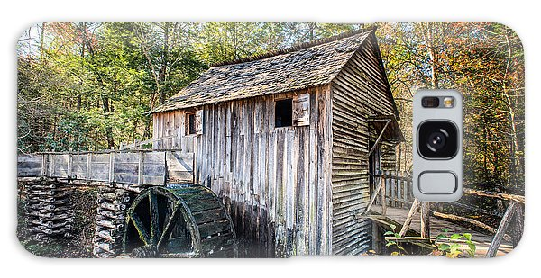 Cable Grist Mill At Cades Cove Galaxy Case