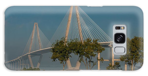 Cable Stayed Bridge Galaxy Case