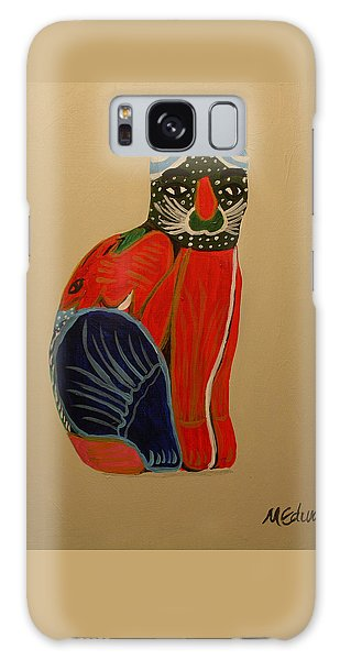 Cabo Gato Galaxy Case by Marna Edwards Flavell