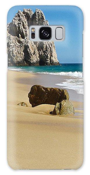 Cabo San Lucas Beach 2 Galaxy Case by Shane Kelly