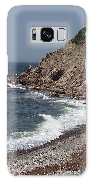 Cabot Trail Scenery Galaxy Case by Robin Regan