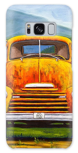 Cabover Truck Galaxy Case