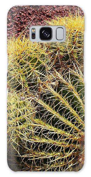 Cactus 9 Galaxy Case