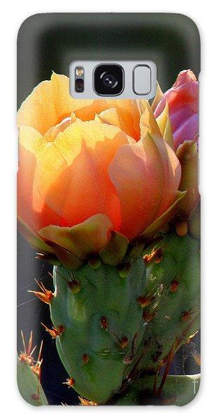 Cactus Blossom Galaxy Case
