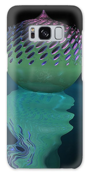 Cactus Melt  Galaxy Case