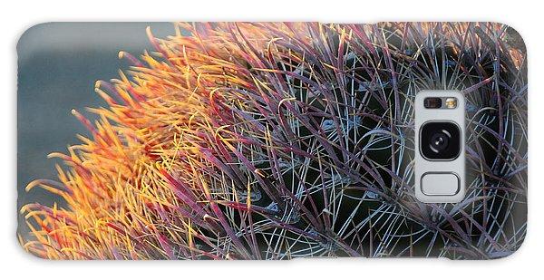 Cactus Rose Galaxy Case