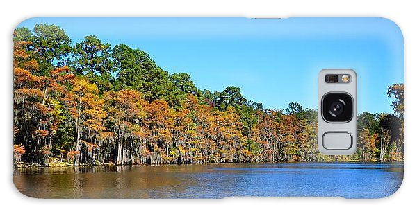 Caddo Lake 1 Galaxy Case by Ricardo J Ruiz de Porras