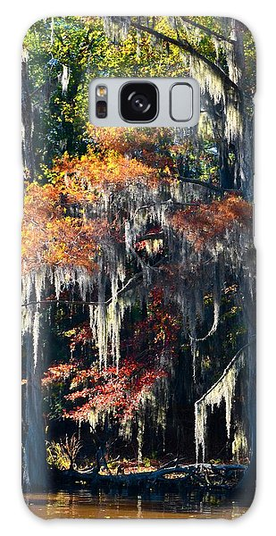 Caddo Lake 40 Galaxy Case by Ricardo J Ruiz de Porras