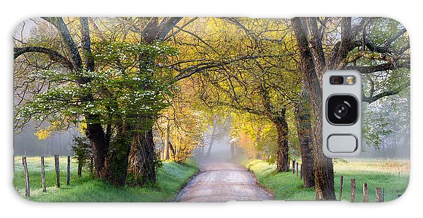 Cades Cove Great Smoky Mountains National Park - Sparks Lane Galaxy Case