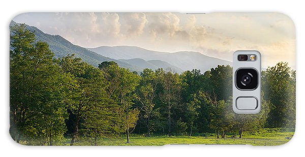 Cades Cove Galaxy Case by Melinda Fawver
