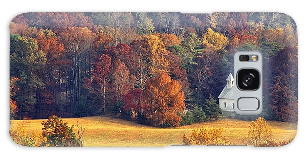 Cades Cove Methodist Church Galaxy Case