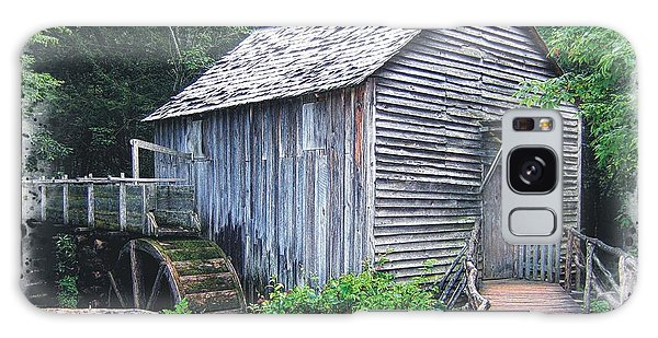 Cades Cove Mill Galaxy Case