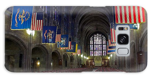 Cadet Chapel At West Point Galaxy Case
