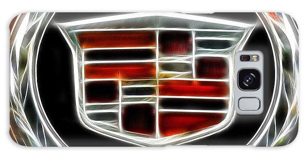 Cadillac Emblem B Galaxy Case