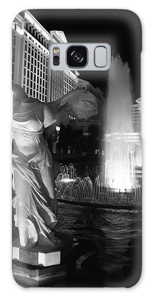 Caesars Fountain Bw Galaxy Case