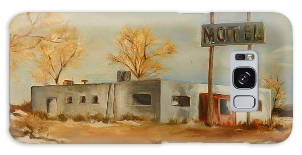 Cafe Motel Galaxy Case